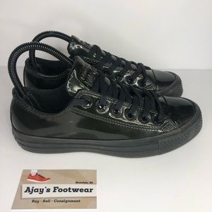 Converse Chuck Taylor All Star Ox Low Black Shoes